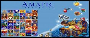 игровые автоматы Аматик